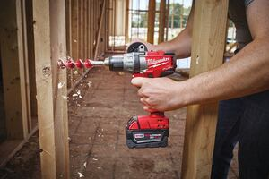Quick-Shift Impact Driver