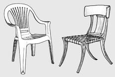 The Art of Sitting Pretty