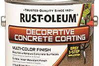 Rust-Oleum Decorative Concrete Coating
