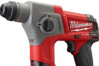 "Milwaukee Introduces M12 FUEL 5/8"" SDS Plus Rotary Hammer"