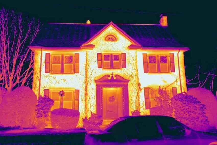 Leak-Peekers and Heat-Seekers: Drive-By Energy Audits