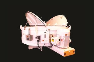 Voeller Planetary Mixer