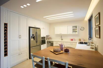 Handmade designed kitchens