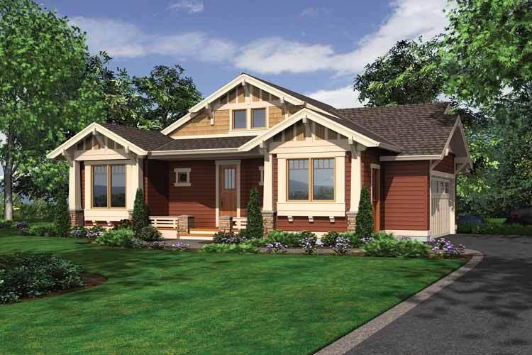 Seven millennial friendly house plans hanley wood for Hanley wood house plans