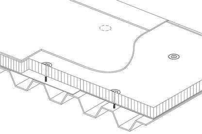 Rhinobond Roof Attachment System
