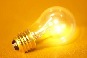 Sales of Specialty Incandescent Bulbs Decline