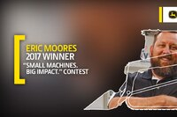 "John Deere Crowns Winner of ""Small Machines. Big Impact."" Contest"