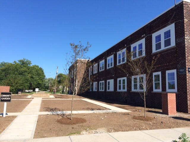 Neglected Indiana Industrial Sites Transformed Into Affordable Housing