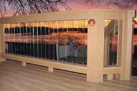 Deck Makes a Lasting Impression