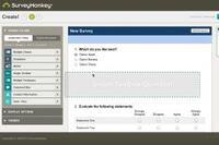 Hosting online surveys and polls