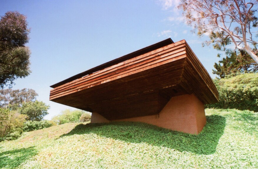 Frank Lloyd Wrights George D Sturges Home Set For