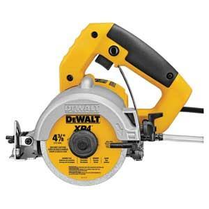 DeWalt Wet/Dry Tile Cutter