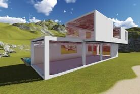 Housing Aegina Island