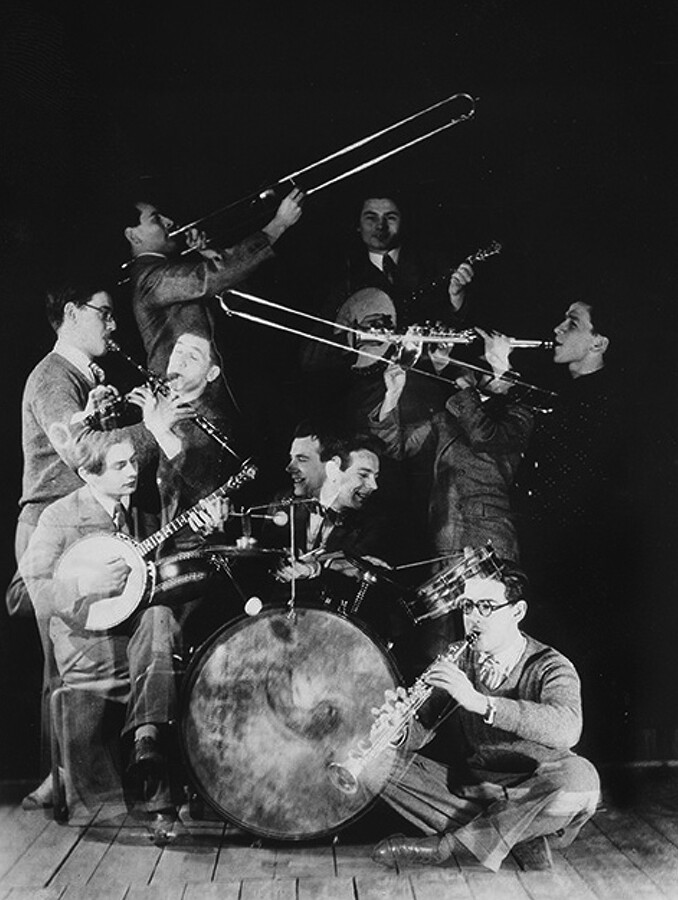 The Bauhaus orchestra