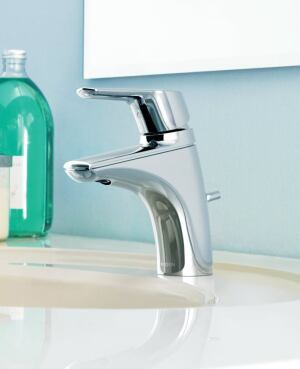 The Method faucet is one of Moen's newest WaterSense-labeled models.