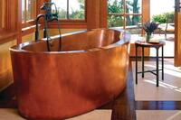Product: Diamond Spa's Ellipse Copper