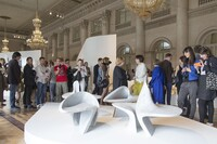 Zaha Hadid at the Hermitage