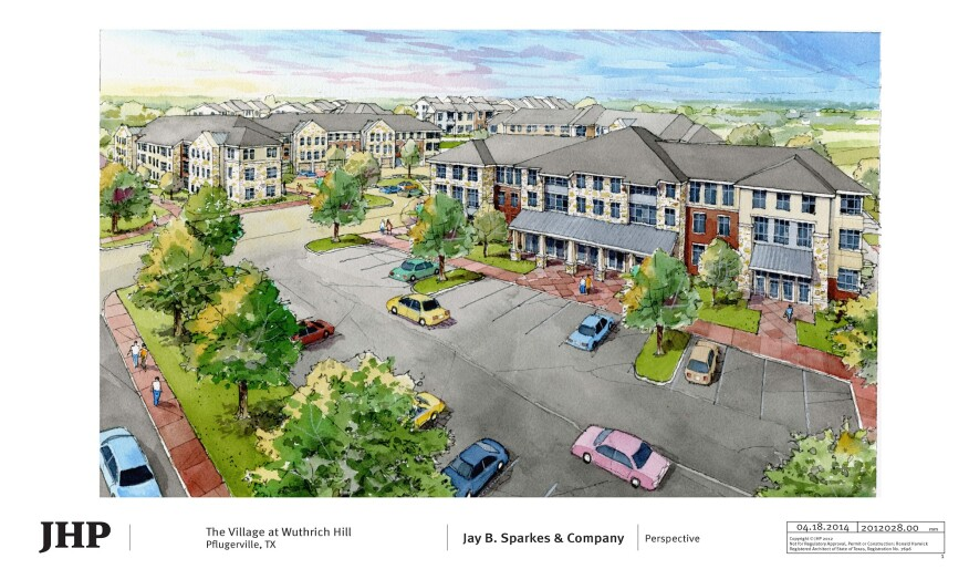Mixed-Product community, master plan, townhomes, single-family, multifamily