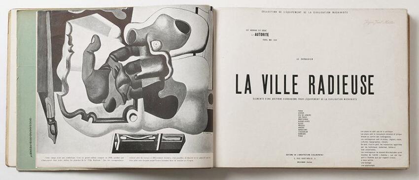 Le Corbusier's Radiant City