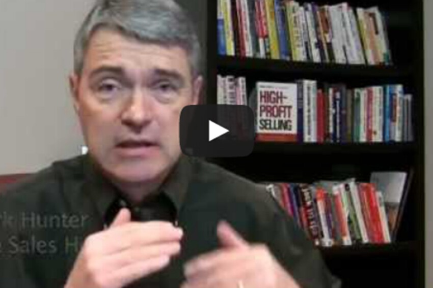 "Mark Hunter, ""The Sales Hunter,"" Videos"