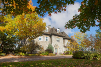 Canadian Prime Minister's Residence In Shambles
