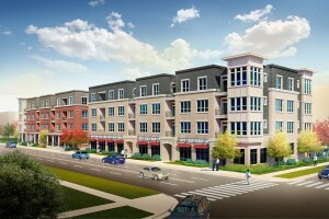 Bear Development's Layton Square Apartments will provide 57 apartments in Cudahy, Wis