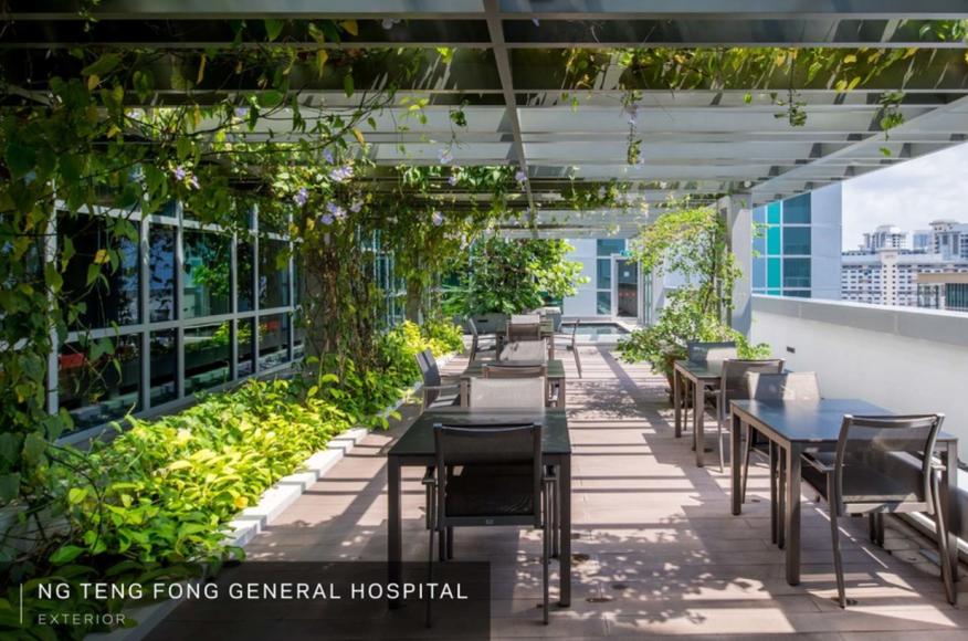 Ng Teng Fong General Hospital - Singapore