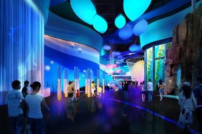 Wanda Nanchang Ocean World Aquarium