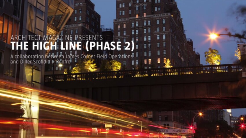 The High Line Phase Two