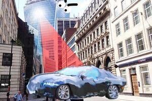 How a Rafael Viñoly Skyscraper Melted a Jaguar in London