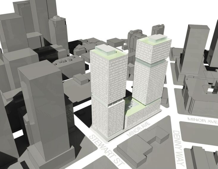 Developers Still High on Building Seattle High-Rises