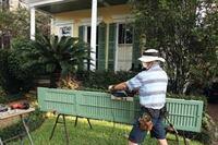 Restoring Wood Shutters