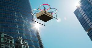 Drone delivery becomes a big opportunity for start-ups.