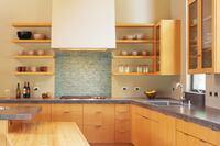 Dutcher Creek Kitchen by Nielsen:Schuh Architects