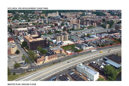 West Farms Redevelopment Plan – Compass 1 Residences