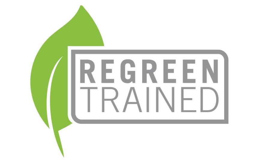 Regreen Certification