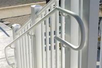 Endurance Series Graspable Handrail