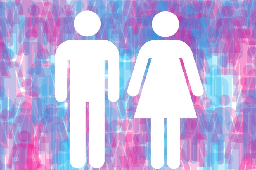 Negative attention may derive  from either inclusive or exclusionary policies toward transgender people.
