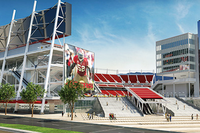 The First LEED Certified NFL Stadium Makes Its Debut