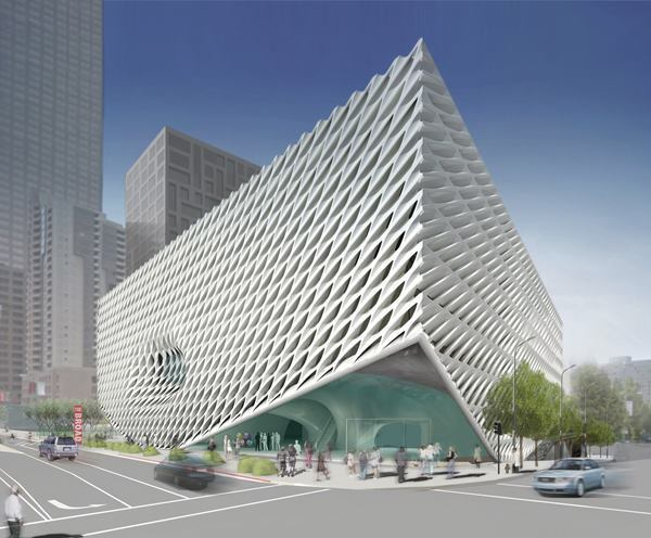 Gensler collaborated with Diller Scofidio + Renfro on the design for Los Angeles's The Broad, which earned a citation in this year's Progressive Architecture Awards.