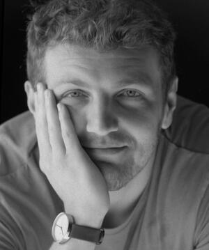 2012 SOM Prize winner Pavlo Kryvozub