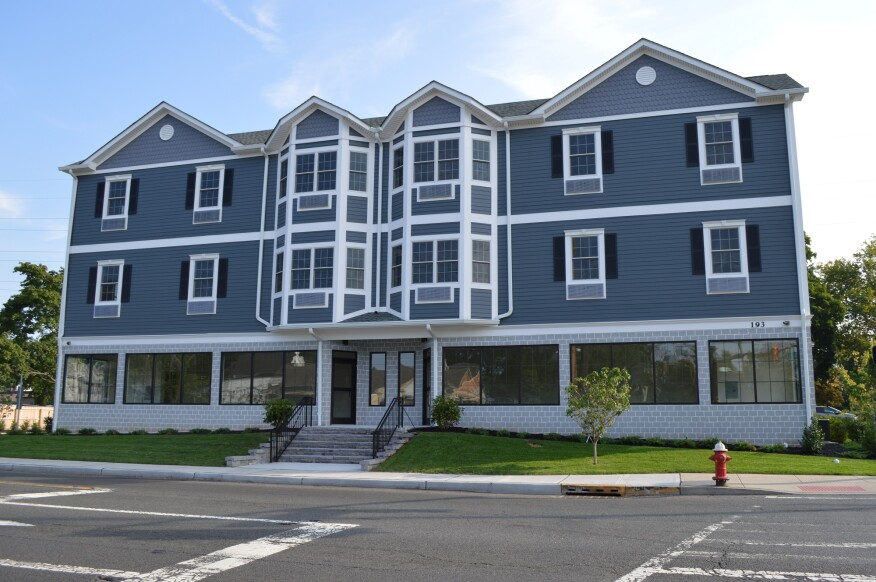 Mixed-use, low-income rentals, developmentally disabled