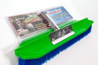Meet the Aqua-Dynamic Pool Brush From SweepEase