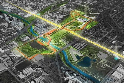 Nelson-Atkins Museum of Art:  Envisioning a Cultural Arts District