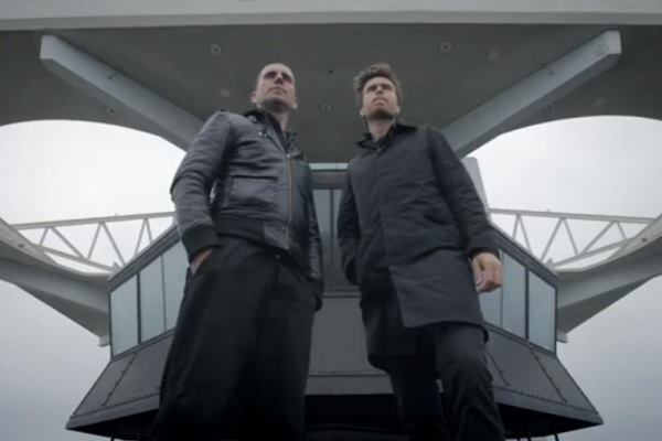 Ronald and Erik Rietveld