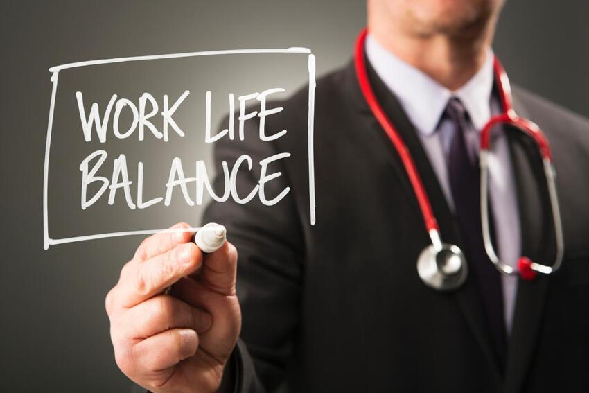 8 Ways to Improve Your Work-Life Balance