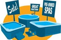 Market Swells for Pre-Owned Spas