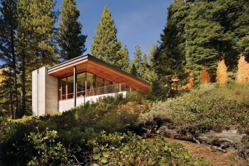 Private Retreat and Guest Residence, Incline Village, Nev.
