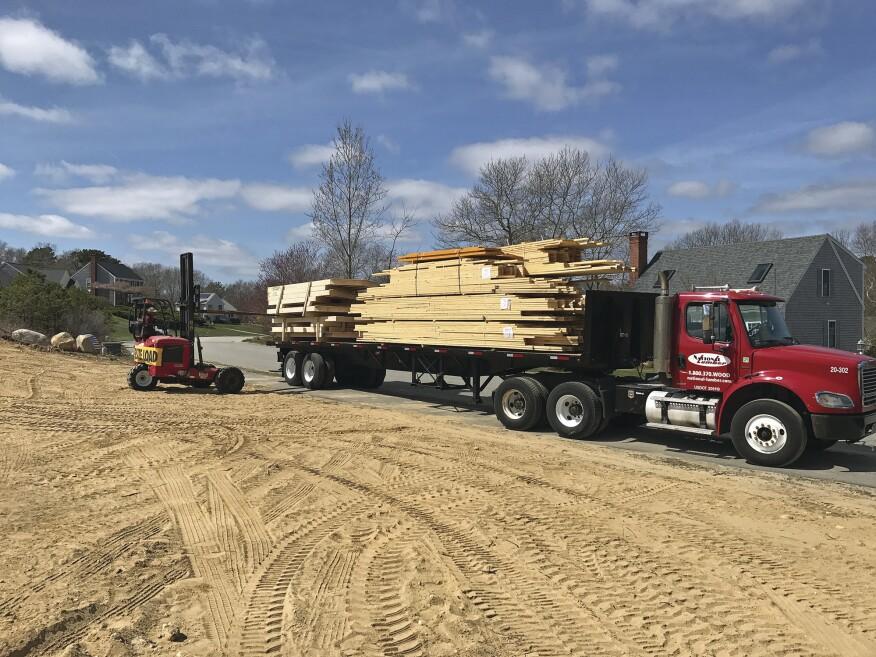 The Future Of Framing Jlc Online Framing Lumber Building Materials