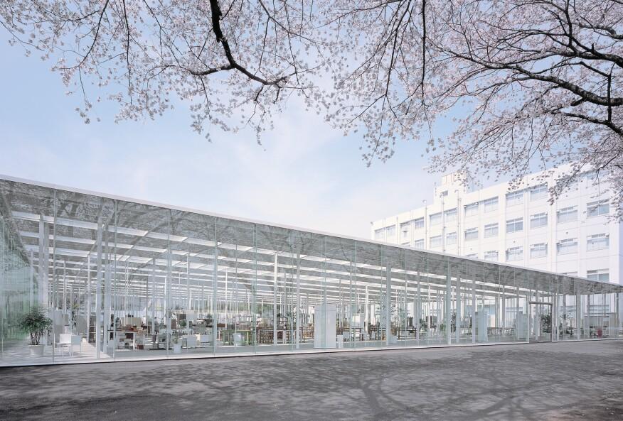 Kanagawa Institute of Technology Workshop, by Junya Ishigami + Associates
